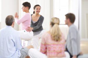 angewandte Yogatherapie